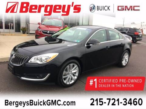 2017 Buick Regal for sale at Bergey's Buick GMC in Souderton PA