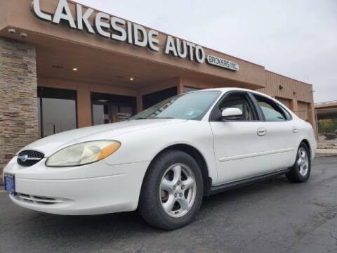 2003 Ford Taurus for sale at Lakeside Auto Brokers Inc. in Colorado Springs CO