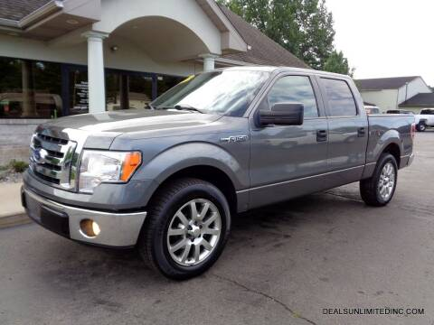 2013 Ford F-150 for sale at DEALS UNLIMITED INC in Portage MI