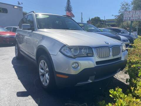 2009 BMW X3 for sale at Mike Auto Sales in West Palm Beach FL