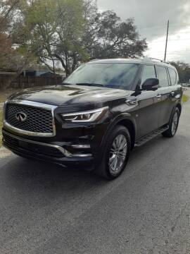 2018 Infiniti QX80 for sale at Royal Auto Trading in Tampa FL