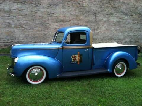 1940 Ford F-100 for sale at Haggle Me Classics in Hobart IN