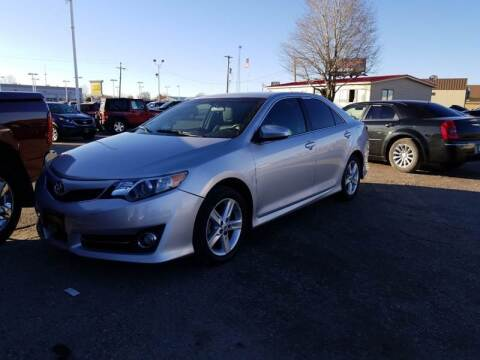 2014 Toyota Camry for sale at Revolution Auto Group in Idaho Falls ID