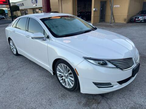 2013 Lincoln MKZ for sale at Austin Direct Auto Sales in Austin TX