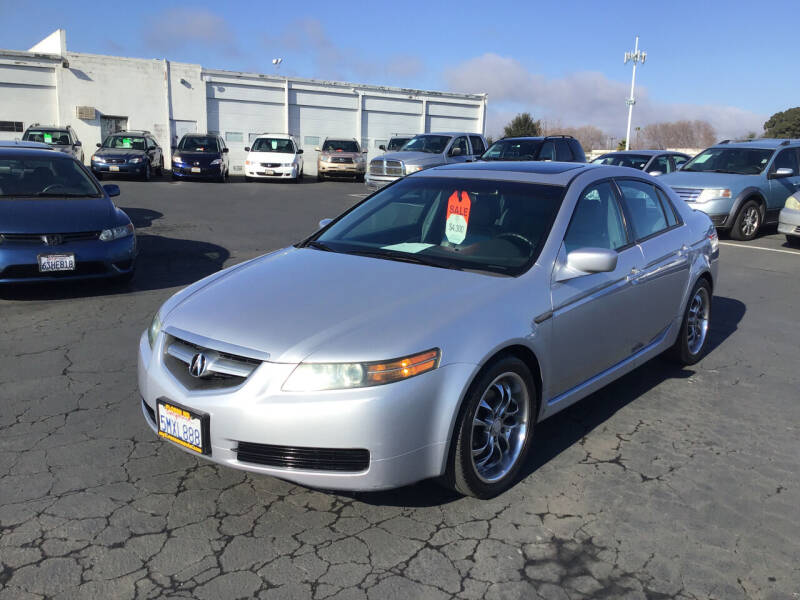 2005 Acura TL for sale at My Three Sons Auto Sales in Sacramento CA