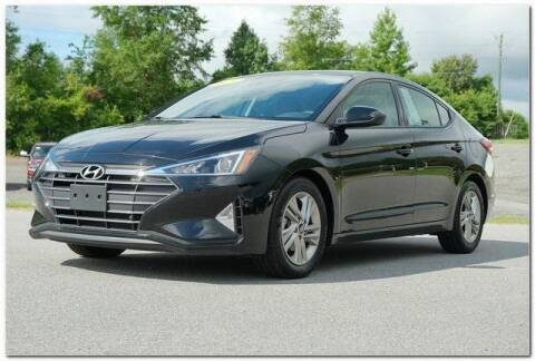 2019 Hyundai Elantra for sale at WHITE MOTORS INC in Roanoke Rapids NC