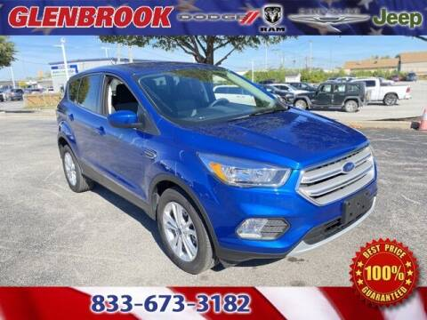 2019 Ford Escape for sale at Glenbrook Dodge Chrysler Jeep Ram and Fiat in Fort Wayne IN