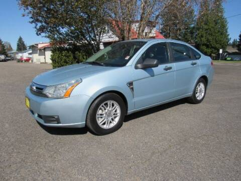 2008 Ford Focus for sale at Triple C Auto Brokers in Washougal WA