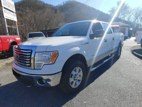 2012 Ford F-150 for sale at Kerwin's Volunteer Motors in Bristol TN