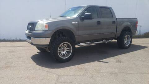2005 Ford F-150 for sale at Advantage Auto Motorsports in Phoenix AZ