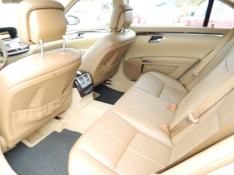 2007 Mercedes-Benz S-Class S 550 4dr Sedan - Fort Wayne IN