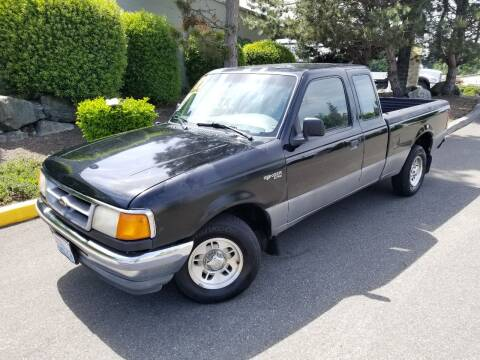 1997 Ford Ranger for sale at SS MOTORS LLC in Edmonds WA