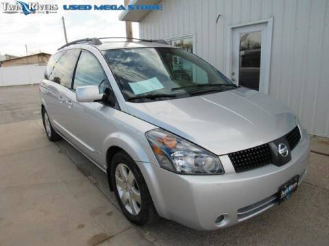 2004 Nissan Quest for sale at TWIN RIVERS CHRYSLER JEEP DODGE RAM in Beatrice NE