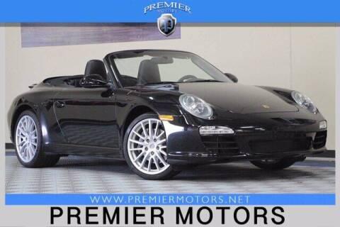2011 Porsche 911 for sale at Premier Motors in Hayward CA