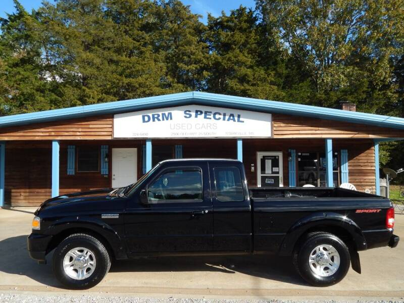 2008 Ford Ranger for sale at DRM Special Used Cars in Starkville MS