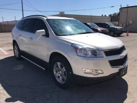 2012 Chevrolet Traverse for sale at Reliable Auto Sales in Plano TX