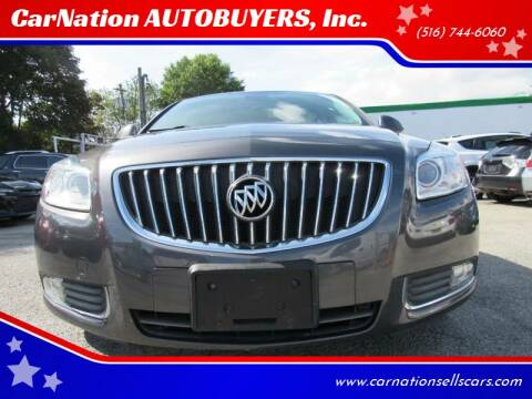 2011 Buick Regal for sale at CarNation AUTOBUYERS, Inc. in Rockville Centre NY
