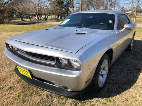 2012 Dodge Challenger for sale at Pasadena Auto Planet in Houston TX