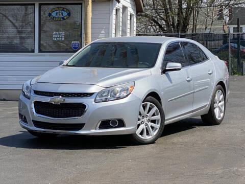 2015 Chevrolet Malibu for sale at Kugman Motors in Saint Louis MO