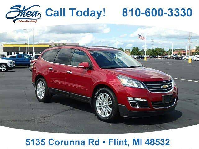 2014 Chevrolet Traverse for sale at Jamie Sells Cars 810 in Flint MI