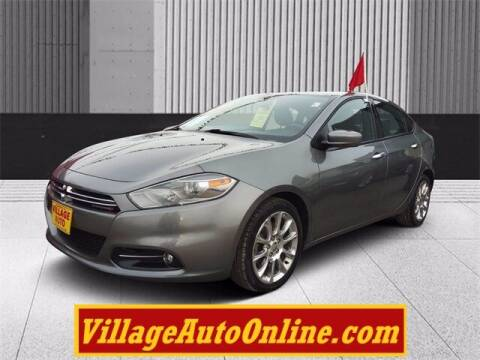 2013 Dodge Dart for sale at Village Auto in Green Bay WI