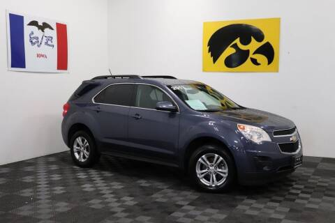 2013 Chevrolet Equinox for sale at Carousel Auto Group in Iowa City IA