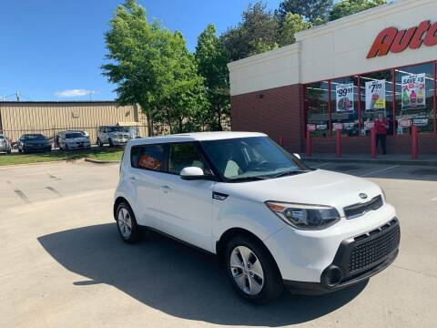 2015 Kia Soul for sale at EMH Imports LLC in Monroe NC