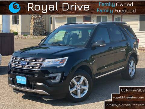 2017 Ford Explorer for sale at Royal Drive in Newport MN