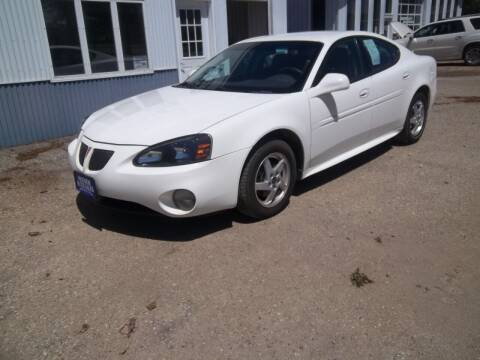 2004 Pontiac Grand Prix for sale at Wieser Auto INC in Wahpeton ND