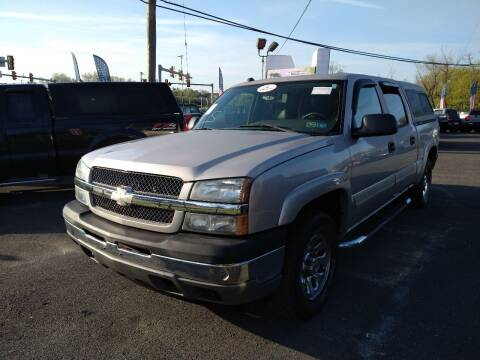 2005 Chevrolet Silverado 1500 for sale at P J McCafferty Inc in Langhorne PA
