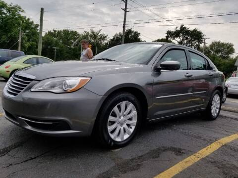 2013 Chrysler 200 for sale at DALE'S AUTO INC in Mount Clemens MI