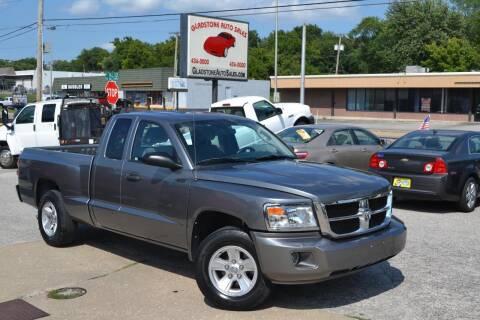 2009 Dodge Dakota for sale at GLADSTONE AUTO SALES    GUARANTEED CREDIT APPROVAL in Gladstone MO