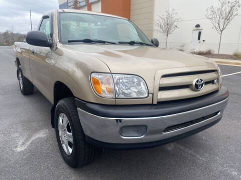 2006 Toyota Tundra for sale at ELAN AUTOMOTIVE GROUP in Buford GA