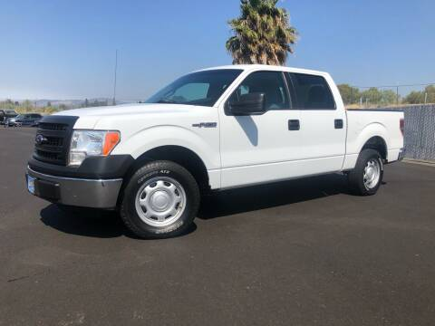 2013 Ford F-150 for sale at BOARDWALK MOTOR COMPANY in Fairfield CA