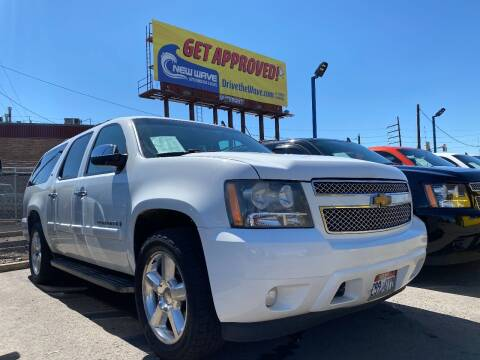 2007 Chevrolet Suburban for sale at New Wave Auto Brokers & Sales in Denver CO