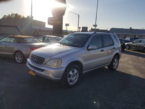 2003 Mercedes-Benz M-Class for sale at Cool Cars LLC in Spokane WA
