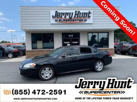 2016 Chevrolet Impala Limited for sale at Jerry Hunt Supercenter in Lexington NC