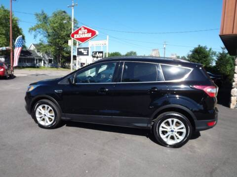 2017 Ford Escape for sale at The Auto Exchange in Stevens Point WI