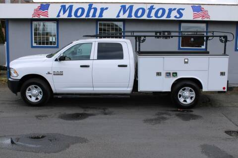 2018 RAM Ram Pickup 2500 for sale at Mohr Motors in Salem OR