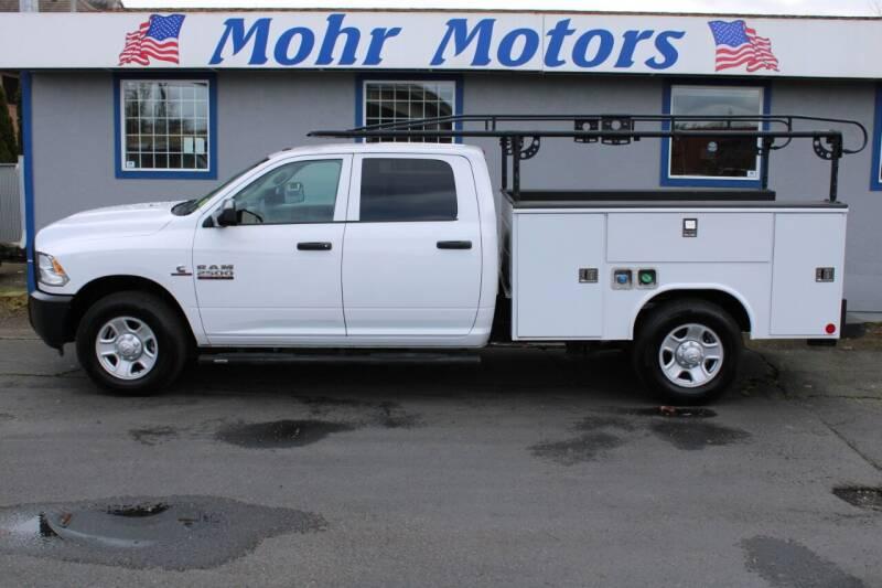 2018 RAM Ram Pickup 2500 for sale at Mohr Motors in Salem OR