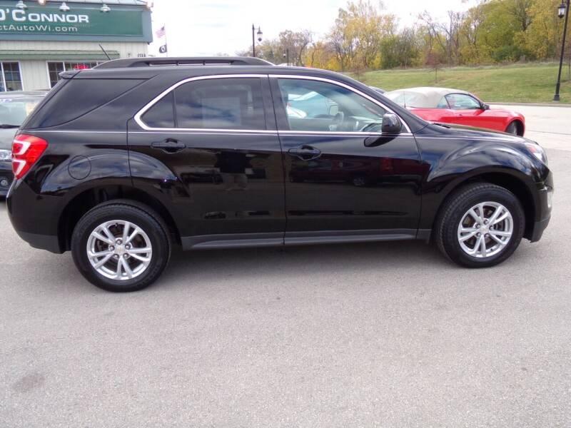 2016 Chevrolet Equinox LT 4dr SUV - Oconomowoc WI