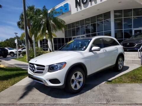 2018 Mercedes-Benz GLC for sale at Mazda of North Miami in Miami FL