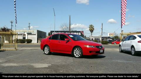 2008 Acura TSX for sale at Westland Auto Sales in Fresno CA