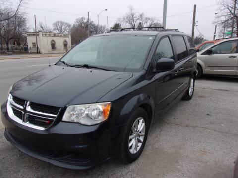 2014 Dodge Grand Caravan for sale at Car Credit Auto Sales in Terre Haute IN