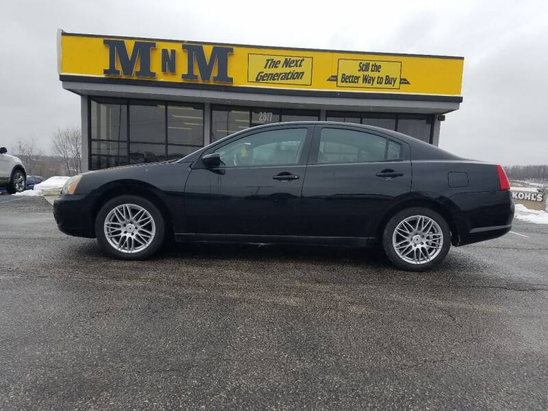 2007 Mitsubishi Galant for sale at MnM The Next Generation in Jefferson City MO