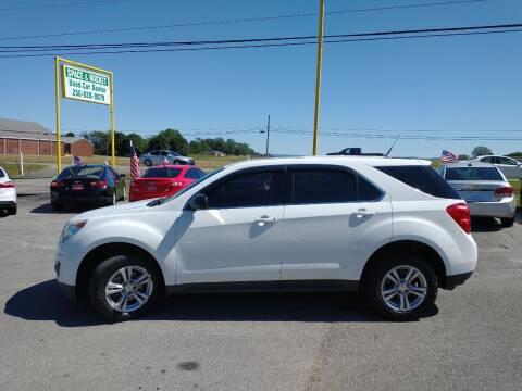 2013 Chevrolet Equinox for sale at Space & Rocket Auto Sales in Meridianville AL