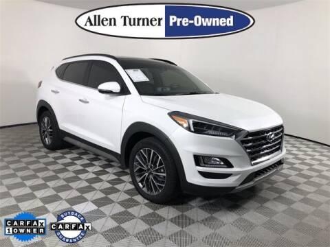 2021 Hyundai Tucson for sale at Allen Turner Hyundai in Pensacola FL