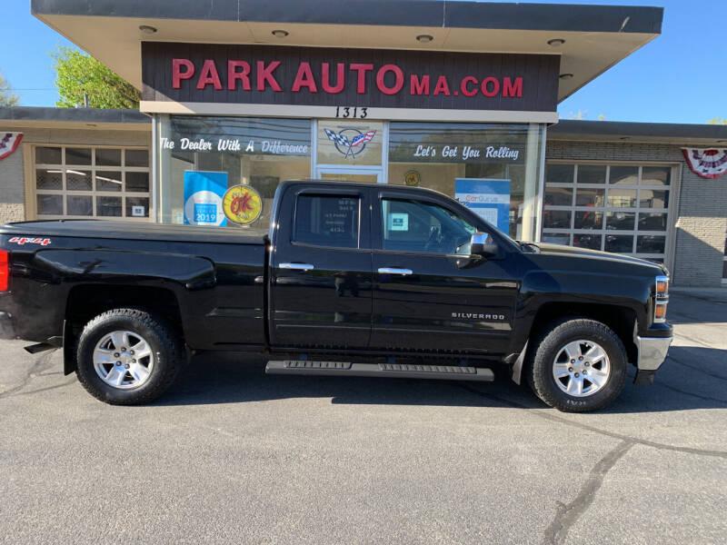 2015 Chevrolet Silverado 1500 for sale at Park Auto LLC in Palmer MA