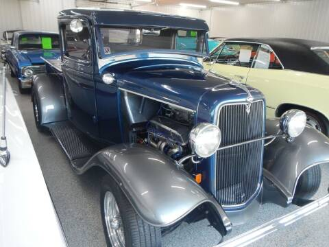1934 Ford MODEL BB for sale at Custom Rods and Muscle in Celina OH