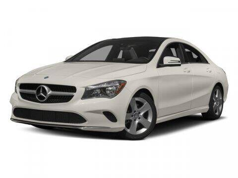 2017 Mercedes-Benz CLA for sale at Mike Murphy Ford in Morton IL